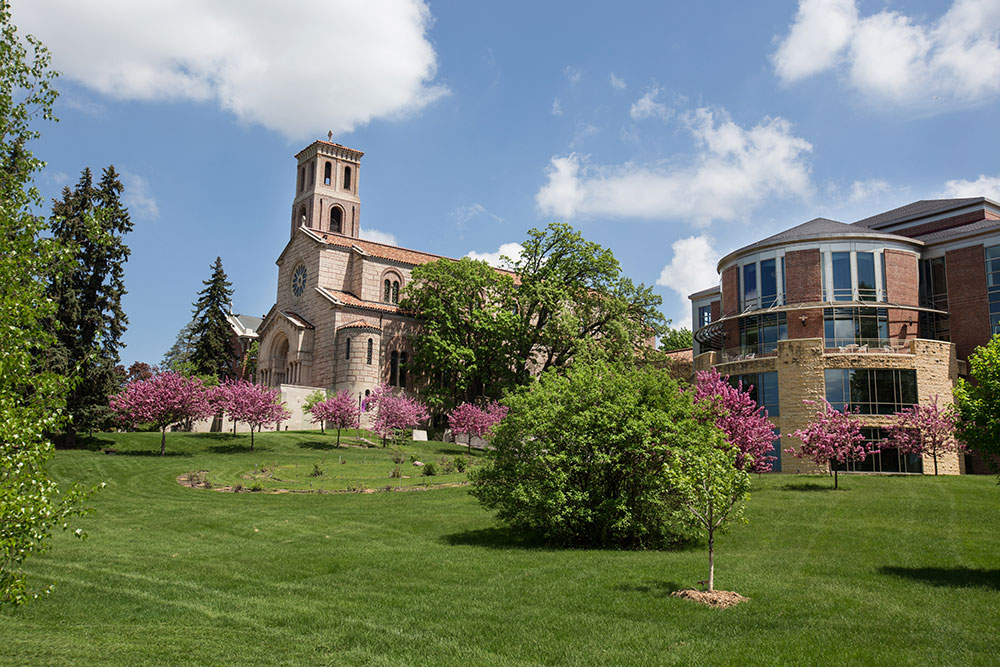Image of the St. Catherine University Campus